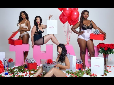 Thando Thabethe launches her Thabootys lingerie line