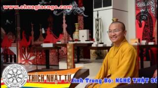 Kinh Trung Bộ 31(Tiểu Kinh Rừng Sừng Bò) - Nghệ thuật sống hòa hợp (8/1/2006) - Thích Nhật Từ