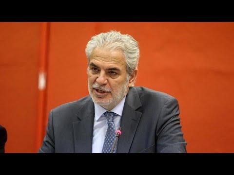 Στο Λίβανο ο Χρήστος Στυλιανίδης