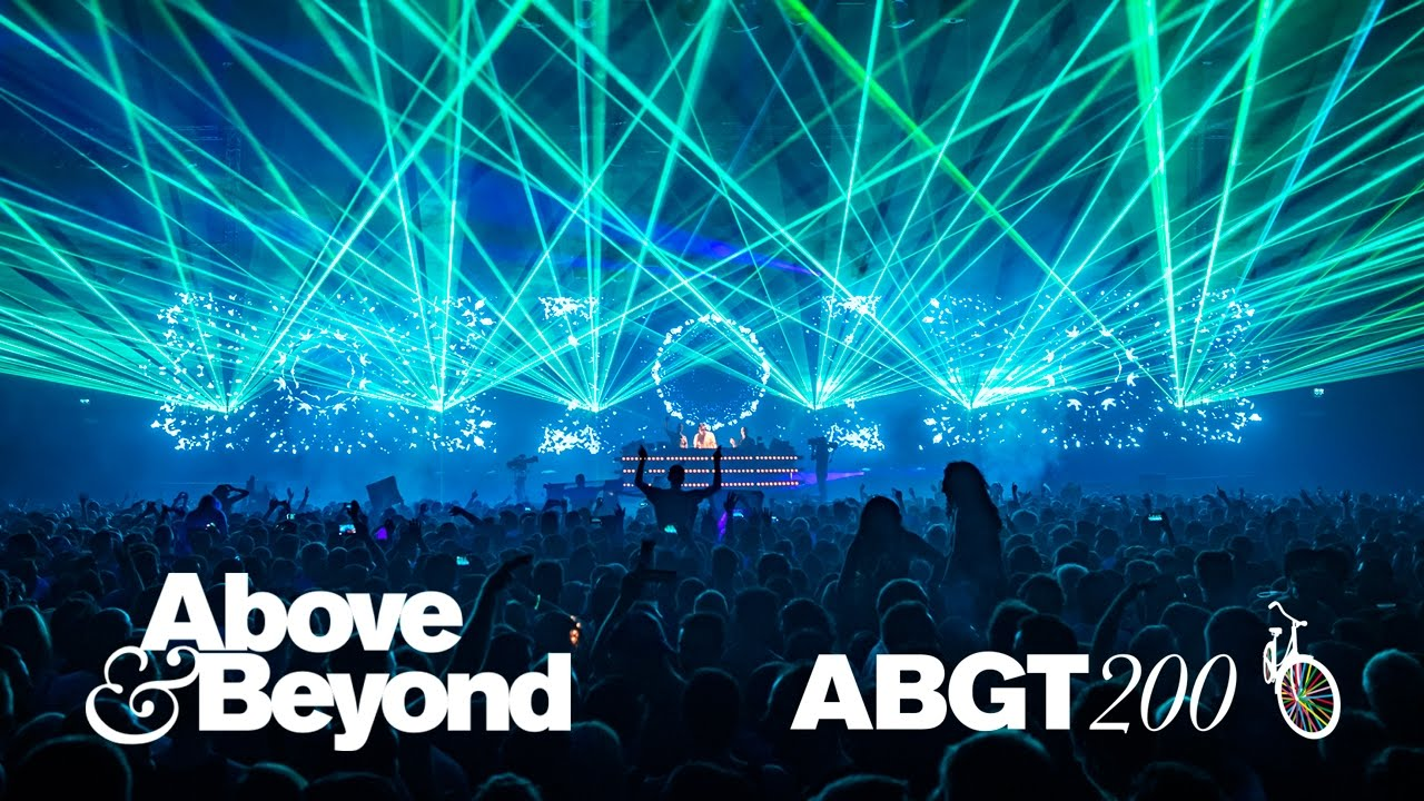 Above & Beyond - Live @ Ziggo Dome, Amsterdam #ABGT200