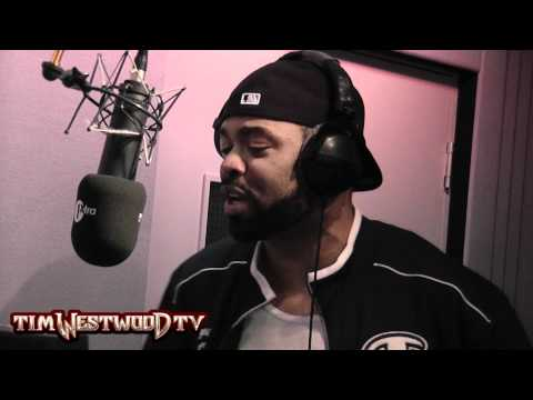 freestyle - Wu Tang Clan in the buiding! Method Man, U God & Masta Killa go in with a crazy freestyle!