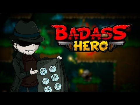 Roguelike-мания/ Badass Hero