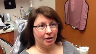 Our Great patient Debbie