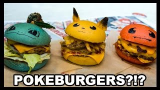 """Pokéburgs"" are what you get when you make cheeseburgers that look way too cool/cute to eat.  It is also what happens when you jump on the bandwagon of a massive cultural sensation.Are you new? Then catch up with a few hundred episodes of The Food Feeder: http://goo.gl/z1ypZ Want to know what's going on with Food Feeder and Tasted in the future?Follow us on for updates:Noah: http://www.twitter.com/GalutenTasted: http://www.twitter.com/TastedChannelOh and we're on The Facebook: http://www.facebook.com/TastedChannelTune in to the Food Feeder with Tasted's food guru, Noah Galuten. Noah's been there and done that in pretty much every aspect of the culinary scene from his stint as a popular food writer for LA Weekly to now opening his own highly anticipated BBQ restaurant. Hop on for the ride as Noah gives us the inside scoop on what's hot and happening in the world of fascinating food from breaking news, to awesome events, cool chefs, incredible restaurants and all around good eats. Noah's the guy for everything you ever wanted to know about food... and then some.Watch more recent videos on Tasted:Hell Or High Watermelon Beer Taste Test - Why Would You Drink That?https://youtu.be/mPZCuRU7NtQBlood Orange Beer Taste Test - Why Would You Drink That?https://youtu.be/gEG1byrjj5YBurger King's Mac N' Cheetos a RIP OFF??? - Food Feederhttps://youtu.be/KAunJFUP1_cMcDonald's Walk-Thru Lane - Food Feederhttps://youtu.be/FlSK-aSERb0Cheeto Burritos from Taco Bell - Food Feederhttps://youtu.be/BgU8IIt54dcMcGriddles All McDay? - Food Feederhttps://youtu.be/_MfkXZyFfB8The Most Expensive Wine in the World! - Food Feederhttps://youtu.be/xUCCCo2_e1YGrass-fed Burgers...from Chili's... - Food Feederhttps://youtu.be/CbbEtRCvv-cUgh.  Even Kale Is Bad for You Now - Food Feederhttps://youtu.be/pjj07OeyjKoBlack Ice Cream?!?!?! - Food Feederhttps://youtu.be/SAY6RbwRtMUA Restaurant for Cereal?!?!? - Food Feederhttps://youtu.be/QRX_agRZ_WMS'mores & Red Velvet Chips Ahoy! + Microwave = ??? - Food Feederhttps://www.youtube.com/watch?v=shodHcZ7CXgCheetos & Doritos IN ONE BAG?!?!?! - Food Feederhttps://www.youtube.com/watch?v=fYFsRKpP488Jif's Hazelnut Cheesecake Spread Gives Us a Sugar High!! - Food Feederhttps://www.youtube.com/watch?v=zRQax1UkRfUWe're Finally Trying Sriracha Cheez-It Snack Mix! - Food Feederhttps://www.youtube.com/watch?v=1N2Li6iE01oMaple Bacon Pop Tarts, In Our Face Holes. - Food Feederhttps://www.youtube.com/watch?v=0AXomF59F9gDoes Hershey's Simply 5 Syrup Taste Better Than The Original??? - Food Feederhttps://www.youtube.com/watch?v=GKtOuIP5ukUBad News for Soda Fans! - Food Feederhttps://www.youtube.com/watch?v=WSGBaXHtf0oWatermelon Pop Tarts, And They're Not Even Expired - Food Feederhttps://www.youtube.com/watch?v=l5jliEzLakMDo S'mores M&Ms Taste Like Camping? - Food Feederhttps://www.youtube.com/watch?v=zkBf5gz6hdoNoah's Back and He's Eating Chicken Fries Rings!! - Food Feederhttps://www.youtube.com/watch?v=Rpn5hpj_mm4Keurig + Krispy Kreme!!! - Food Feederhttps://www.youtube.com/watch?v=cecc3aRTEAAA Shake Shack Burger with PORK RINDS ON IT?! - Food Feederhttps://www.youtube.com/watch?v=z6fUc4tC2OIHealthy Hershey's?!?!?! - Food Feederhttps://www.youtube.com/watch?v=W237MO9LmS4Starbucks Wants You To Have S'More!!! - Food Feederhttps://www.youtube.com/watch?v=hEzyoW6Cas8Burger King's Latest Mashup: Whoppers + Hot Dogs - Food Feederhttps://www.youtube.com/watch?v=kzaAnFBr1ncIf You Like It Then You Make A Chicken Ring Of It!! - Food Feederhttps://www.youtube.com/watch?v=KvqDyYVzU4E"