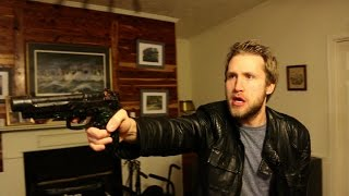 PSYCHO KID KILLS ANGRY GRANDPA!