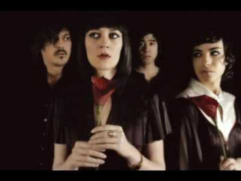 Tekst piosenki Ladytron - The lovers po polsku