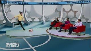 Neto chuta sonho do Corinthians na Libertadores