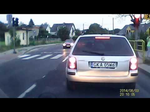 Stop agresji na drodze! Nakręć filmik i wyślij go policji