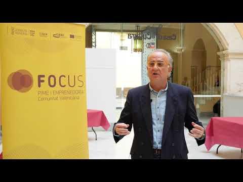 Entrevista a Paco Corma, Director del Máster de Innovación de Florida Universitària - UV[;;;][;;;]