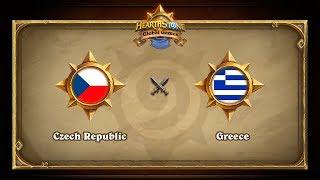 GRC vs CZE, game 1