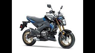 9. 2018 Kawasaki Z125 Pro | Returning 2018 Kawasaki Models And Colors