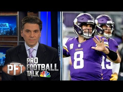 Video: Kirk Cousins' critical mistakes sink Minnesota Vikings in Chicago | Pro Football Talk | NBC Sports