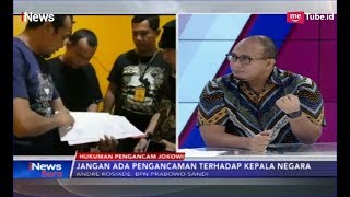 Video Jokowi Diancam, BPN Prabowo: Mengancam Presiden RI itu TINDAKAN SALAH! - iNews Sore 13/05 MP3, 3GP, MP4, WEBM, AVI, FLV Mei 2019