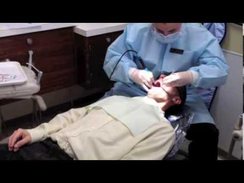 Dave at the Dentist using hypnosis for anesthesia