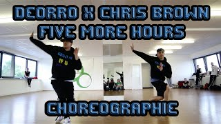 Video Hip Hop Choreographie | Deorro x Chris Brown - Five More Hours von Dennis | Kurs Video MP3, 3GP, MP4, WEBM, AVI, FLV September 2017