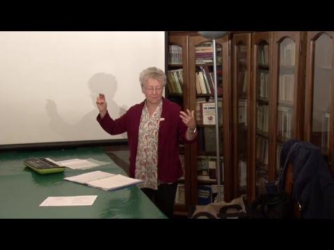 CDS Paris, 19 octobre 2017: Hélène Sejournet - Mémorisation évangile