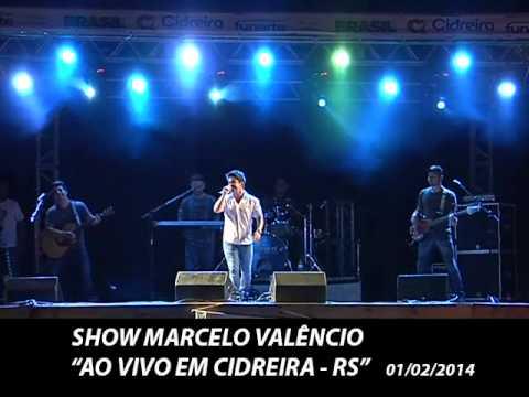 SHOW MARCELO VALÊNCIO AO VIVO EM CIDREIRA/RS PARTE 01