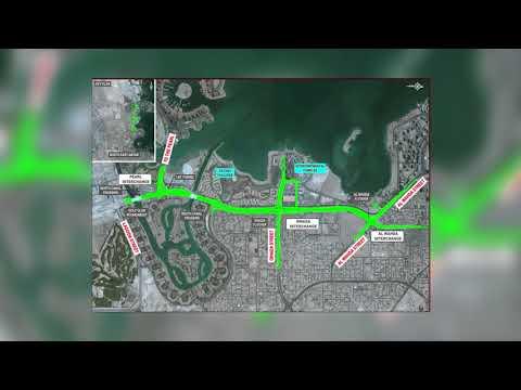 Lusail Expressway Project Progress