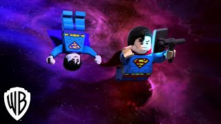 LEGO® DC Comics Super Heroes: Justice League vs. Bizarro League - How Superman Know