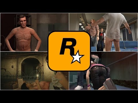 Rockstar Games: Every Instance of On-Screen Nudity and Sex in Story Missions