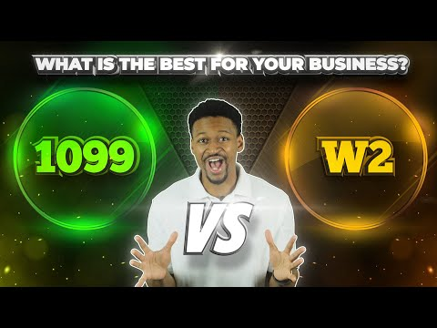 1099 vs W2: How Should You Pay Your People?