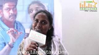 Aishwarya Rajan at Silence Short Film Launch