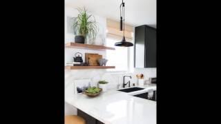 Полки для кухни из дерева совершенно реально сделать своими руками. На нашем ролике вы можете увидеть идеи для полок, которые очень удобны для посуды и других вещей. Такие полки может смастерить любой мужчина у которого есть хоть какие то навыки.