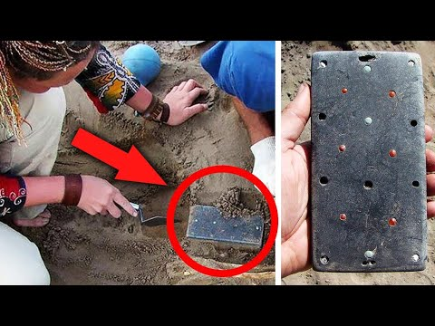12 Most Incredible Recent Archaeological Artifacts Finds