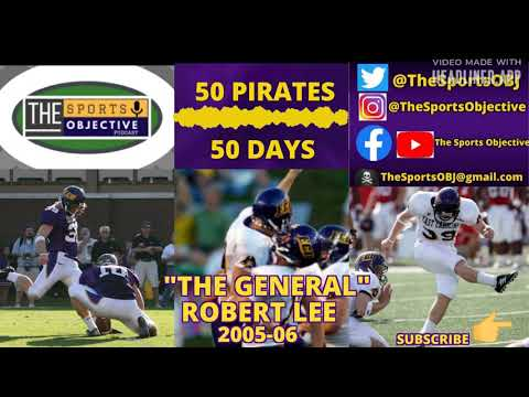 50 Pirates in 50 Days: Robert Lee (2005-06)