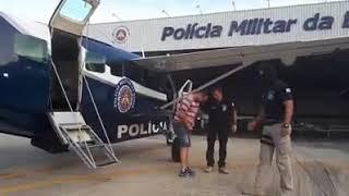 Polícia apresenta sequestradores de Ramiro Campello