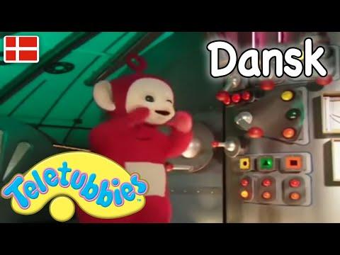☆ Teletubbierne på Dansk ☆ Sæson 3, Episode 69 ☆ Tegneserier til børn ☆