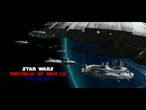 Er rennt gegen eine Wand | Folge 24 | Star Wars Republic at War | Let´s Play (видео)