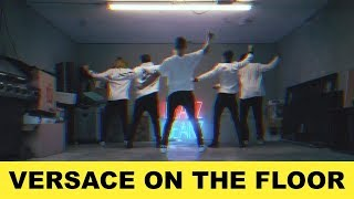 Video Versace On The Floor - Bruno Mars Cover x PRETTYMUCH MP3, 3GP, MP4, WEBM, AVI, FLV Desember 2017