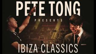 Pete Tong The Heritage Orchestra Ibiza Classics Manchester