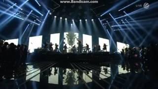 """Jessie J und Talente singen """"Masterpiece"""" live at """"The Voice of Germany"""""""