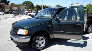 SOLD 2001 Ford F-150 XLT Long bed Meticulous Motors Inc Florida For Sale LOOK!