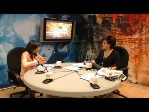 Entrevista con Blanca Alcalá Ruiz, candidata a la gubernatura de #Puebla - Mayo 03