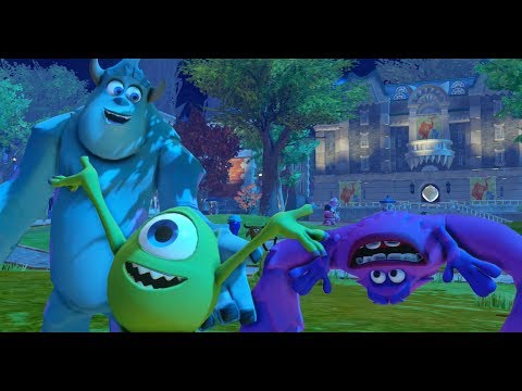 set - Welcome to my lets play of Disney Infinity. In this video I am playing through the Monsters University Play set. This is the final episode in the series. Tha...