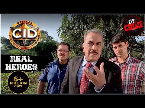 Mystery Of Invisible Worms | C.I.D | सीआईडी | Real Heroes