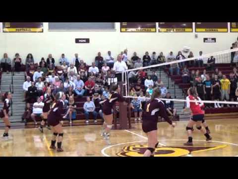 Ross Rams Junior Varsity Volleyball Team 22-0 Tribute