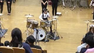 どらむPARK2016 ドラムコンテスト Junna
