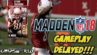 What's Madden 18 Gameplay Delayed Because Of Longshot Hype!  Madden 17 Ultimate Team Gameplay  MUT 17 All About? Watch and find out! Subscribe to GmiasWorld! http://bit.ly/GmiasWorldMadden 17 Ultimate Team Playlist! https://www.youtube.com/playlist?list=PLgaB7bFsKcslR3SV6E3TZSNIyuhEg64pIGmiasWorld Madden Content Features:MUT 17, madden 17 ultimate team, madden 17, madden 17 interceptions, madden 17 tips, madden 17 most feared, gmiasworld rage, how to intercept in madden 17, how to strip the ball in madden 16, mut 17 most feared, most feared mut 17, how to intercept in madden 16, madden 17 how to intercept, madden 17 update, & how to get interceptions in madden 17! Connect With GmiasWorld Anytime! Click A Link Below!  Sub To My Podcast Channel ►http://bit.ly/GmiaYouTubeTwitch ►http://bit.ly/GmiasWorldTwitchTwitter ►http://bit.ly/GmiasWorldTwitterPodcasts (iTunes) ►http://bit.ly/GmiasWorldPodcastPodcasts (Android) ►https://play.google.com/store/apps/details?id=com.libsyn.android.podcastBox&hl=enWebsite ►http://bit.ly/GmiasWorldWebsite Facebook ►http://bit.ly/GmiasWorldFacebookInstagram ►http://bit.ly/GmiasWorldInstagramBuy A T Shirt & More! ►http://bit.ly/GmiasWorldTShirtsSoundCloud ►http://bit.ly/GmiasWorldSoundCloudiHeartRADIO ►http://www.iheart.com/show/263-GmiasWorlds-Podcast/episodes/Game: Madden NFL 17