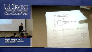 Engineering MAE 130A. Intro to Fluid Mechanics. Lecture 13.