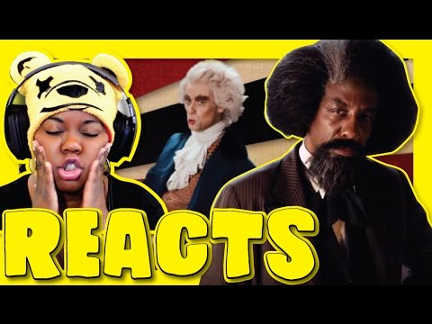 Video I'm Mangry | ERB Reaction | Frederick Douglass v Thomas Jefferson | AyChristene Reacts download in MP3, 3GP, MP4, WEBM, AVI, FLV January 2017