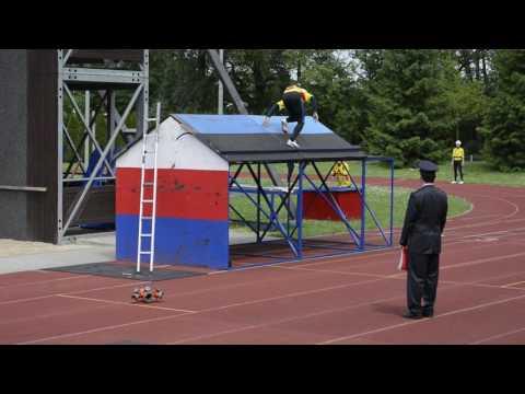Okresní kolo dorostu 21.5.2017- SDH Michálkovice