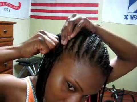 Sew In Weave with invisible PART I