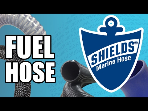 Shields Fuel Hose
