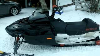 8. 2002 arctic cat zr500/900 cross-country 136' mod