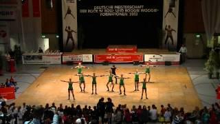 Grenades - Deutsche Meisterschaft 2013
