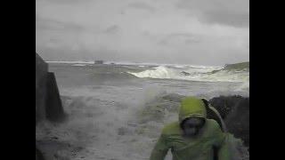 Dlatego podczas burzy należy unikać plaż… dramat!